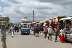 Der Mercato-Markt von Addis Ababa Lizenzfreie Stockbilder