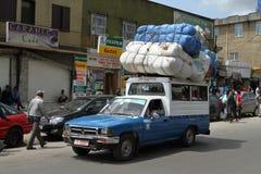 Der Mercato-Markt von Addis Ababa Stockbild
