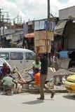 Der Mercato-Markt von Addis Ababa Lizenzfreies Stockfoto