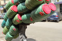 Der Mercato-Markt von Addis Ababa Lizenzfreies Stockbild