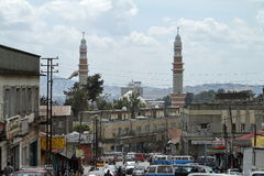 Der Mercato-Markt von Addis Ababa Stockbilder