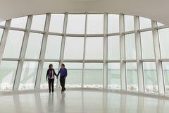 Der Milwaukee Art Museum Stockfotos
