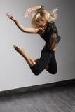 Der moderne Tänzer Lizenzfreie Stockfotografie