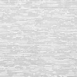 Der moderne weiße Betonziegel wal Stockfotos