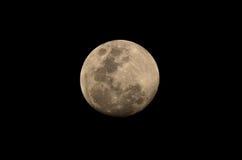 Der Mond Lizenzfreies Stockfoto