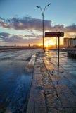 Der Morgen von Havana, Kuba lizenzfreies stockbild