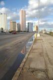 Der Morgen von Havana, Kuba lizenzfreie stockfotografie