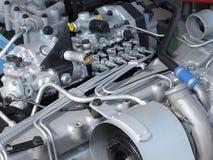 Der Motor Stockfoto
