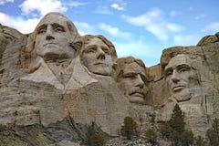 Der Mount Rushmore Stockbild