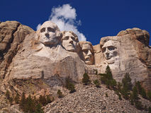 Der Mount Rushmore stockfoto