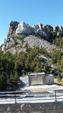 Der Mount Rushmore Stockfotografie