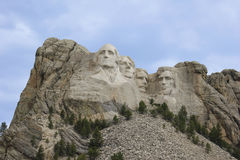 Der Mount Rushmore Lizenzfreie Stockfotografie
