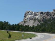 Der Mount Rushmore Stockbilder