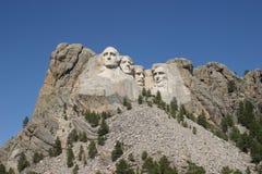 Der Mount Rushmore lizenzfreies stockbild