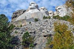 Der Mount Rushmore 2 South Dakota Stockbild