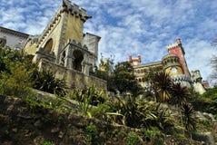 Der nationale Palast-Sintra Pena, Portugal Lizenzfreie Stockfotografie