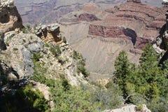 Der Nationalpark Grand Canyon s Lizenzfreies Stockbild