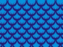 Der nette Motivkunst-Blauhintergrund lizenzfreie stockfotos