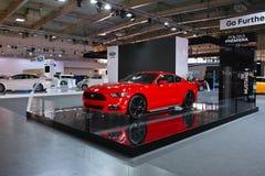 Der neue Ford Mustang 2015 Stockfotos