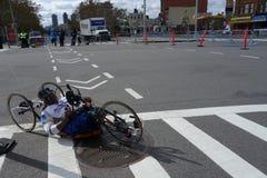 Der New-York-City-Marathon 2014 2 Lizenzfreies Stockfoto