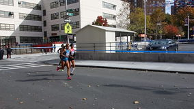 Der New-York-City-Marathon 2014 9 Stockbild