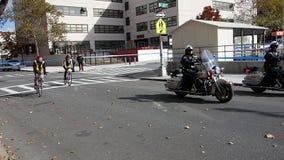 Der New-York-City-Marathon 2014 10 Lizenzfreies Stockfoto