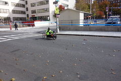 Der New-York-City-Marathon 2014 13 Lizenzfreie Stockbilder