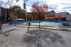 Der New-York-City-Marathon 2014 14 Stockfoto