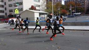Der New-York-City-Marathon 2014 30 Lizenzfreie Stockfotografie