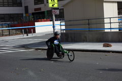 Der New-York-City-Marathon 2014 37 Stockbilder