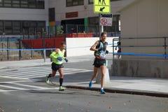 Der New-York-City-Marathon 2014 43 Stockfotografie