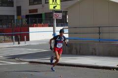 Der New-York-City-Marathon 2014 50 Stockbild