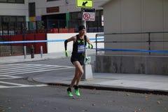 Der New-York-City-Marathon 2014 53 Lizenzfreies Stockfoto