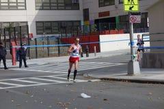 Der New-York-City-Marathon 2014 60 Stockfotografie