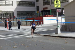 Der New-York-City-Marathon 2014 64 Lizenzfreie Stockfotos