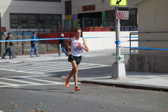 Der New-York-City-Marathon 2014 66 Stockbilder
