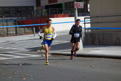Der New-York-City-Marathon 2014 67 Lizenzfreies Stockfoto
