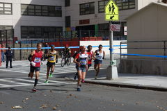 Der New-York-City-Marathon 2014 68 Lizenzfreies Stockbild