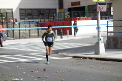 Der New-York-City-Marathon 2014 69 Lizenzfreies Stockfoto