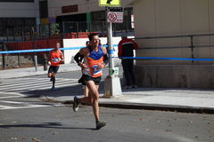 Der New-York-City-Marathon 2014 70 Lizenzfreies Stockbild