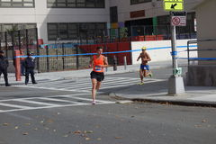 Der New-York-City-Marathon 2014 71 Lizenzfreie Stockfotos