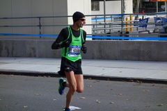 Der New-York-City-Marathon 2014 73 Stockbild