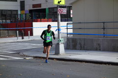 Der New-York-City-Marathon 2014 74 Stockfotografie