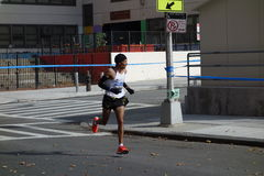 Der New-York-City-Marathon 2014 77 Lizenzfreies Stockfoto