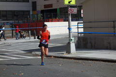 Der New-York-City-Marathon 2014 83 Lizenzfreies Stockfoto
