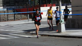 Der New-York-City-Marathon 2014 95 Lizenzfreies Stockfoto