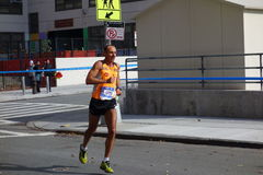 Der New-York-City-Marathon 2014 99 Stockbild