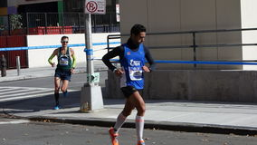 Der New-York-City-Marathon 2014 110 Lizenzfreies Stockbild