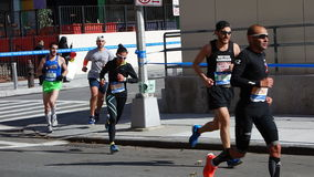 Der New-York-City-Marathon 2014 127 Stockbild