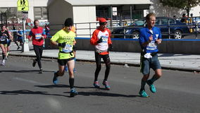 Der New-York-City-Marathon 2014 158 Lizenzfreies Stockbild